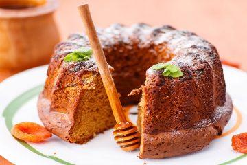 יהודית הייבלום עוגת דבש