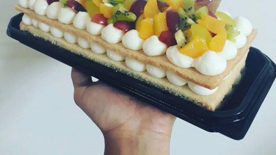 עוגת בצק פריך ופירות | מאזינה זוכה