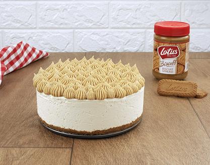 מתכון עוגת גבינה ולוטוס – שירלי